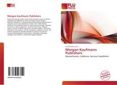 Morgan Kaufmann Publishers的封面