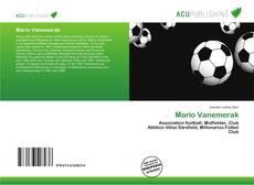 Portada del libro de Mario Vanemerak
