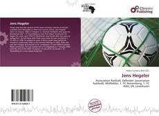 Capa do livro de Jens Hegeler