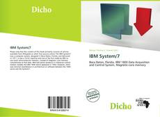 Couverture de IBM System/7