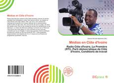 Bookcover of Médias en Côte d'Ivoire