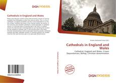 Обложка Cathedrals in England and Wales