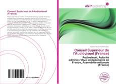 Portada del libro de Conseil Supérieur de l'Audiovisuel (France)