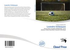 Bookcover of Leandro Velázquez