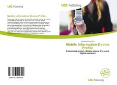 Portada del libro de Mobile Information Device Profile