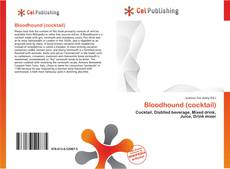 Couverture de Bloodhound (cocktail)