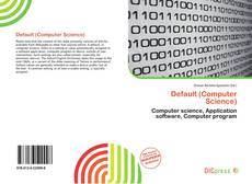 Bookcover of Default (Computer Science)