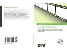 Copertina di Jack King (Animator)