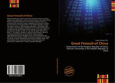 Bookcover of Great Firewall of China