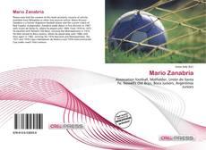 Portada del libro de Mario Zanabria