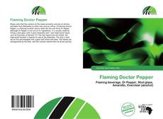 Portada del libro de Flaming Doctor Pepper