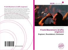 Portada del libro de Frank Blackmore (traffic engineer)