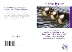 Bookcover of Federal Ministry of Transport, Building and Urban Development