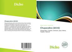 Bookcover of Chupacabra (drink)