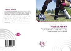 Copertina di Joseba Llorente