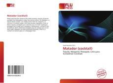 Couverture de Matador (cocktail)