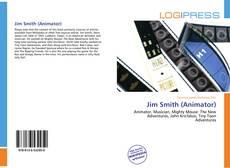 Copertina di Jim Smith (Animator)