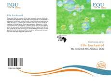 Capa do livro de Ella Enchanted