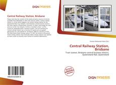 Capa do livro de Central Railway Station, Brisbane