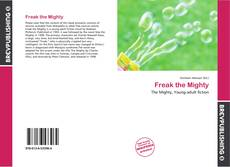 Freak the Mighty的封面