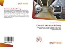 Copertina di Chennai Suburban Railway