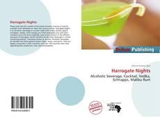 Portada del libro de Harrogate Nights