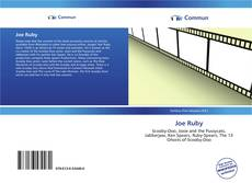 Capa do livro de Joe Ruby