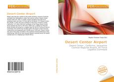 Bookcover of Desert Center Airport