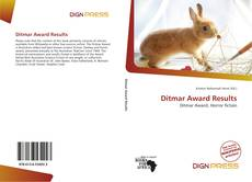 Ditmar Award Results的封面