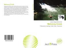Bookcover of Mahanoy Creek