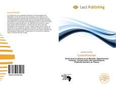 Bookcover of Livre Foncier