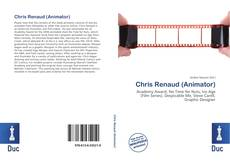 Copertina di Chris Renaud (Animator)
