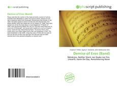 Portada del libro de Demise of Eros (Band)