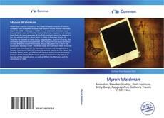 Portada del libro de Myron Waldman