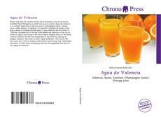 Buchcover von Agua de Valencia