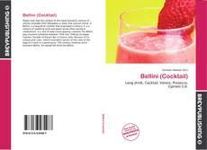 Couverture de Bellini (Cocktail)