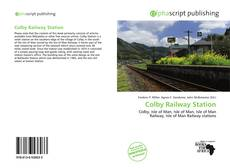 Bookcover of Colby Railway Station