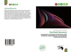 Couverture de Garfield Barwick