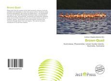 Capa do livro de Brown Quail