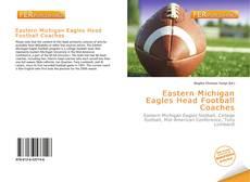 Copertina di Eastern Michigan Eagles Head Football Coaches