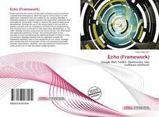 Echo (Framework) kitap kapağı