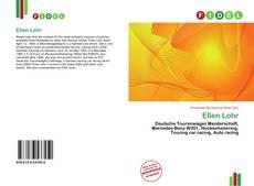 Ellen Lohr kitap kapağı