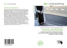 Bookcover of Antonio José Martínez