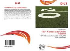 Обложка 1974 Kansas City Chiefs Season