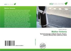 Bookcover of Mother Antonia