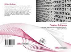 Buchcover von Golden Software