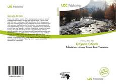Bookcover of Cayuta Creek
