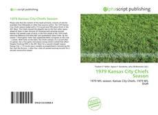 Обложка 1979 Kansas City Chiefs Season