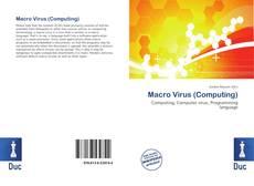 Bookcover of Macro Virus (Computing)