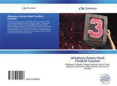 Allegheny Gators Head Football Coaches kitap kapağı